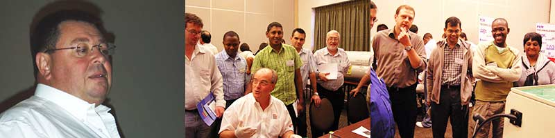 South Africa Seminars with SMART Group