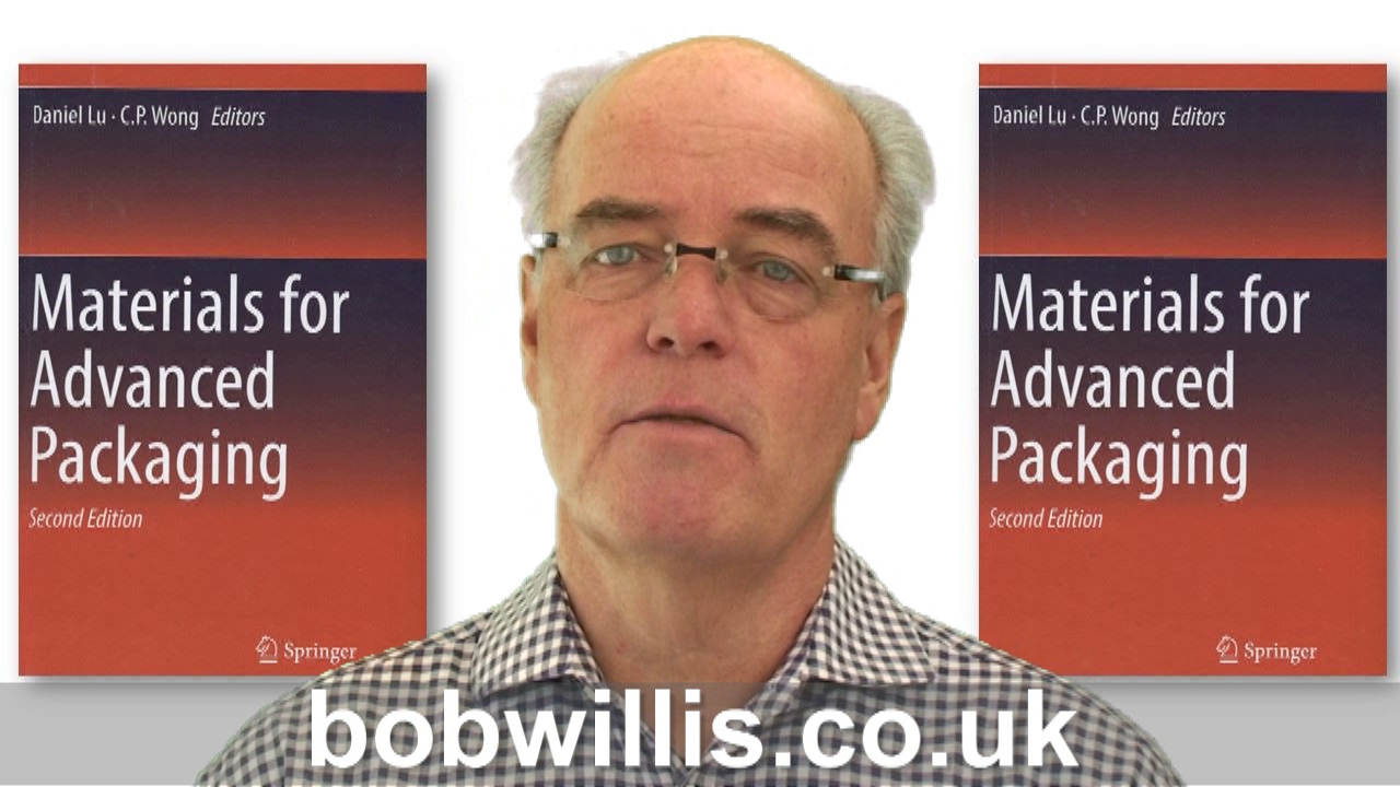 Latest Book Reviews from Bob Willis