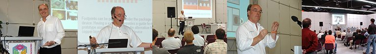 Back at SMT Nuremberg this June for QFN & PCB Failure Workshops