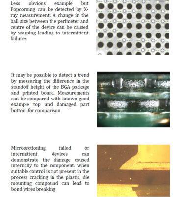 MSD Moisture Sensitive Damage wall charts and poster training sets