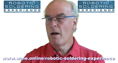 Find out more on the Robotic Experience